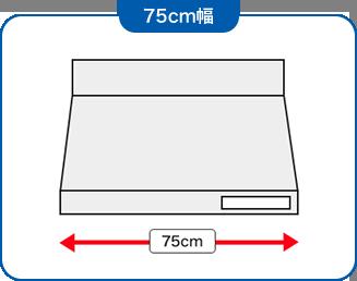 75cm幅